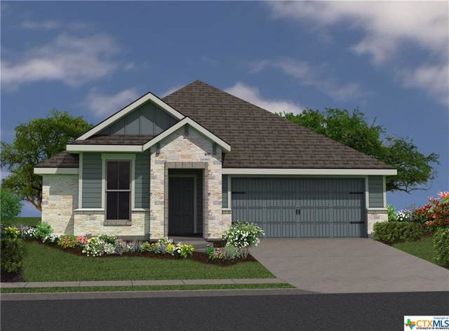 163 Bethann Loop, Taylor, TX 76574 (MLS #393566) :: The Graham Team