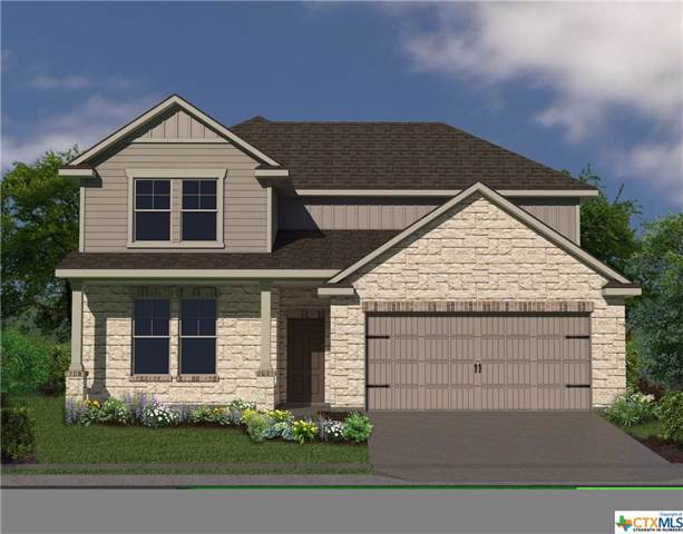 107 Bethann Loop, Taylor, TX 76574 (MLS #393569) :: The Graham Team