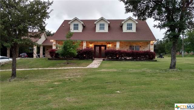 205 Chicktown Road, Gatesville, TX 76528 (MLS #393727) :: The Real Estate Home Team