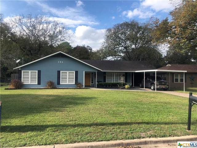 204 W Division Street, Edna, TX 77957 (MLS #393764) :: RE/MAX Land & Homes