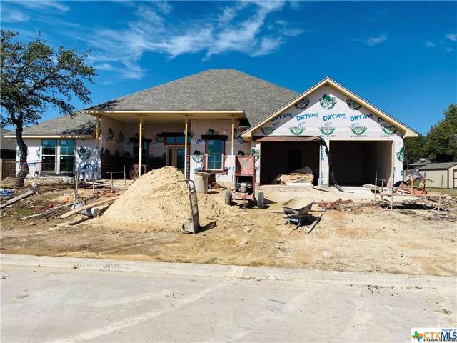 1012 Williams Street, Copperas Cove, TX 76522 (MLS #393845) :: Carter Fine Homes - Keller Williams Heritage