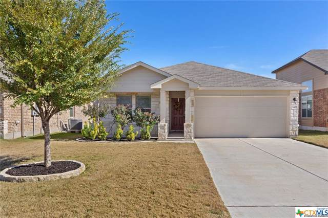 1407 Emerald Gate Drive, Temple, TX 76502 (MLS #393850) :: The i35 Group