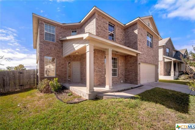 9203 Ashlyn Drive, Killeen, TX 76542 (MLS #393879) :: The Real Estate Home Team