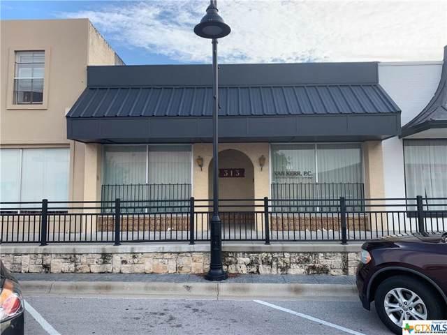 313 E Avenue C, Killeen, TX 76541 (MLS #393936) :: The Real Estate Home Team