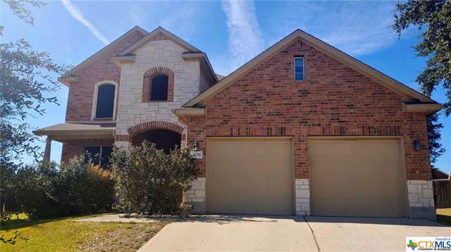 406 Cheftian Trail, Harker Heights, TX 76548 (MLS #393967) :: The Graham Team