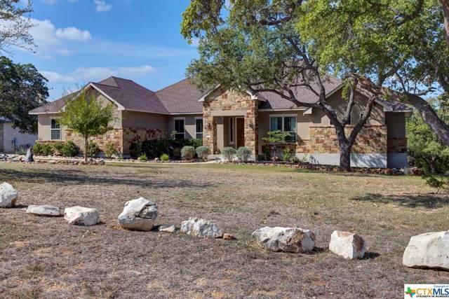 1965 Hunters Cove, New Braunfels, TX 78132 (MLS #394104) :: Vista Real Estate