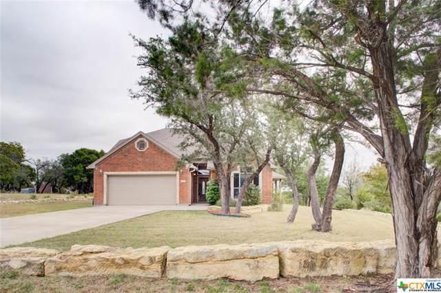317 Sunrise Hills, Lampasas, TX 76550 (MLS #394124) :: The Graham Team