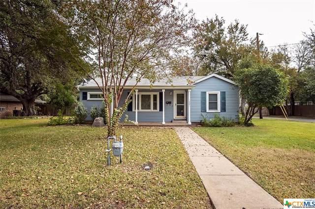 1401 N Penelope Street, Belton, TX 76513 (MLS #394153) :: The Graham Team