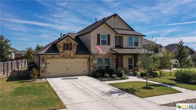 538 San Michelle Lane, Georgetown, TX 78628 (MLS #394194) :: Berkshire Hathaway HomeServices Don Johnson, REALTORS®