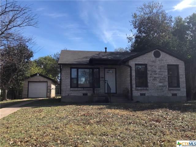 1609 S 35th Street, Temple, TX 76504 (MLS #394206) :: Marilyn Joyce | All City Real Estate Ltd.