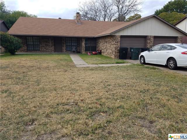 806 Concord Drive, Temple, TX 76504 (MLS #394268) :: Marilyn Joyce | All City Real Estate Ltd.