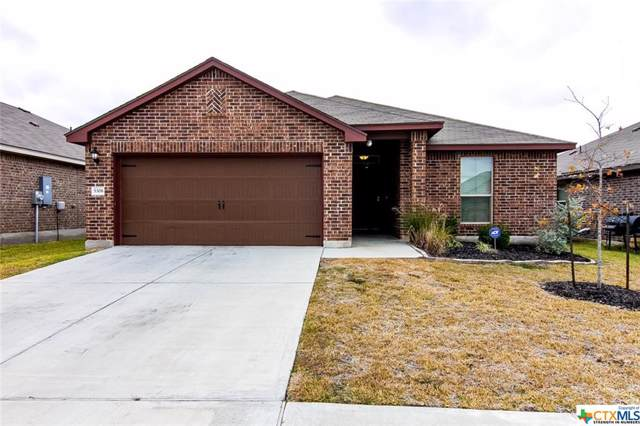 5306 Two Brothers Lane, Killeen, TX 76543 (MLS #394279) :: The Real Estate Home Team
