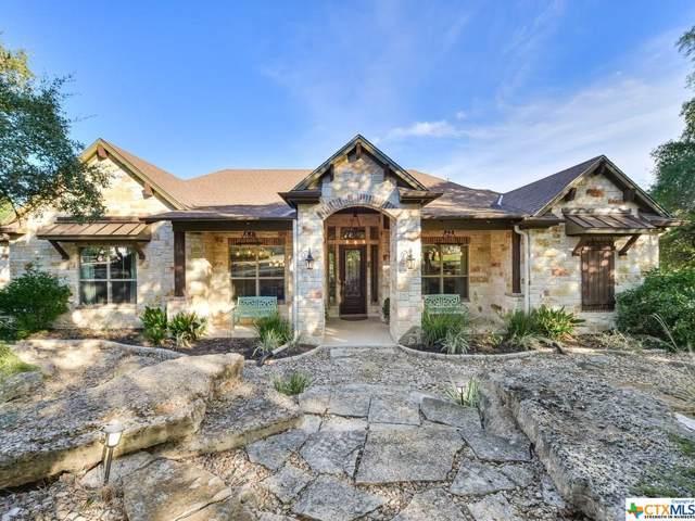 2071 La Ventana Parkway, Driftwood, TX 78619 (#394287) :: Realty Executives - Town & Country