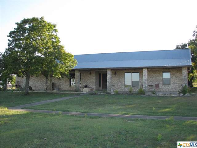 2301 County Road 223, Florence, TX 76527 (MLS #394331) :: The Graham Team
