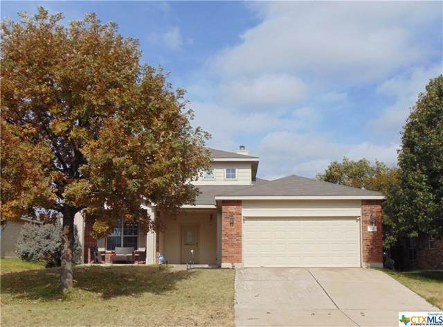 711 Bighorn Drive, Harker Heights, TX 76548 (MLS #394333) :: The Graham Team