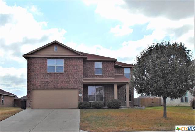 828 Red Fern Drive, Harker Heights, TX 76548 (MLS #394339) :: The Graham Team