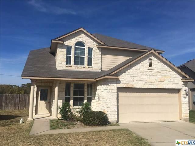4705 Honeystreet Bridge Lane, Killeen, TX 76549 (MLS #394429) :: The Graham Team