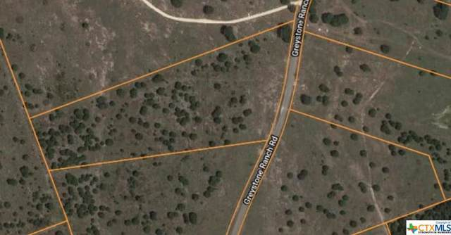 Lot 14B Greystone Ranch Road, Bertram, TX 78605 (MLS #394443) :: Brautigan Realty