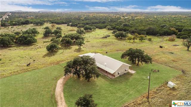 414 Windmill Road, Burnet, TX 78611 (MLS #394445) :: The Real Estate Home Team