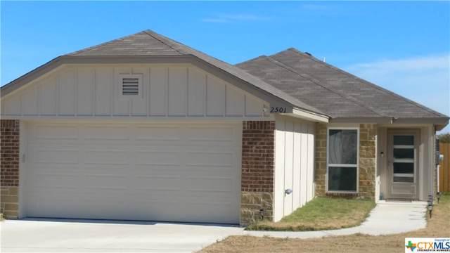 2501 Nolan Creek Street, Temple, TX 76504 (MLS #394519) :: The Graham Team