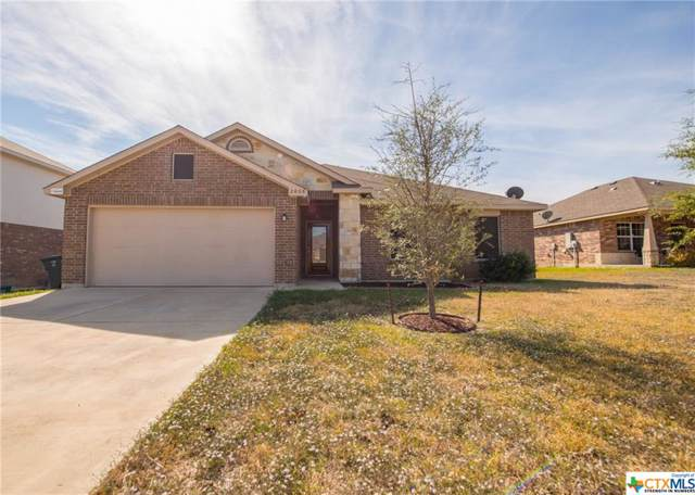 2606 Camp Cooper Drive, Killeen, TX 76549 (#394525) :: Realty Executives - Town & Country