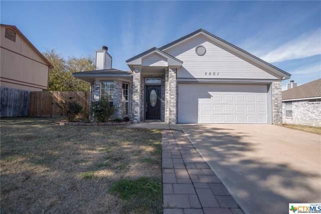 2401 Flintstone Circle, Killeen, TX 76543 (MLS #394530) :: The Graham Team