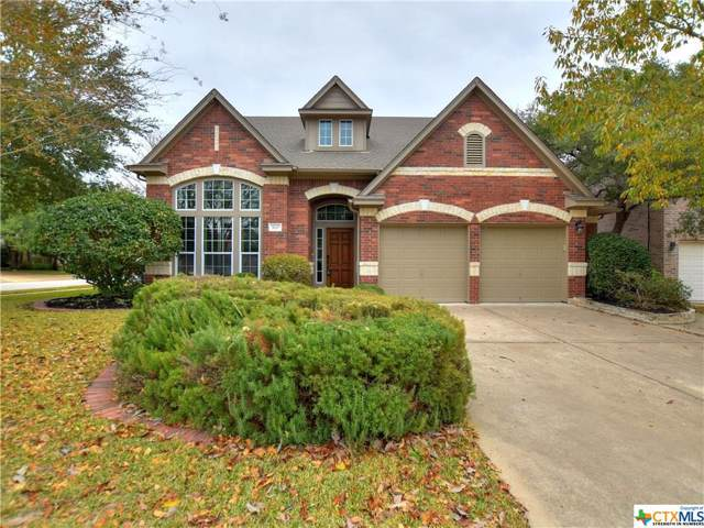 800 Tasha Court, Cedar Park, TX 78613 (MLS #394531) :: Erin Caraway Group