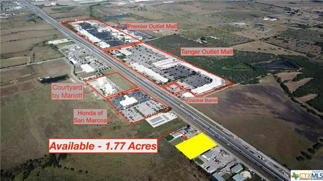 4538 S Interstate 35, San Marcos, TX 78666 (MLS #394533) :: Brautigan Realty