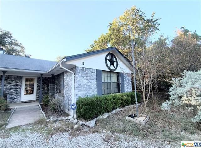 3 Stirrup Drive, Belton, TX 76513 (MLS #394534) :: The Graham Team