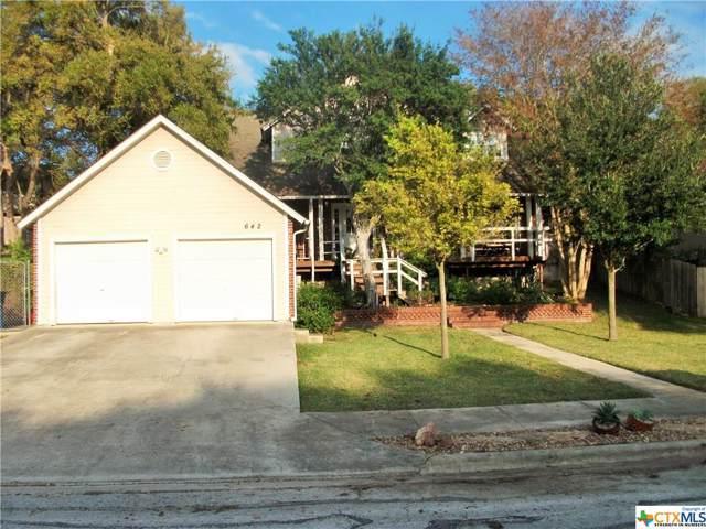 642 Summerwood Drive, New Braunfels, TX 78130 (MLS #394559) :: The Graham Team