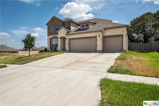 6600 Alabaster Drive, Killeen, TX 76542 (MLS #394576) :: The Real Estate Home Team