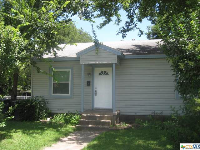 2117 Monticello Road, Temple, TX 76501 (MLS #394581) :: The Real Estate Home Team
