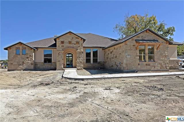 1036 Park View Drive, Salado, TX 76571 (#394590) :: Realty Executives - Town & Country