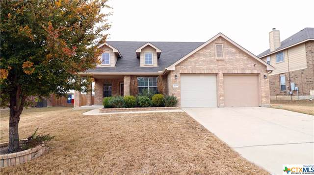 2608 Snow Bird Drive, Harker Heights, TX 76548 (MLS #394591) :: The Graham Team