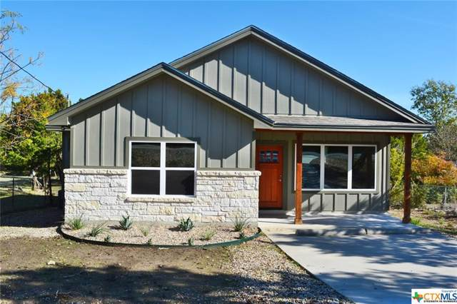 1189 Mountain View Drive, Canyon Lake, TX 78133 (MLS #394596) :: The Graham Team