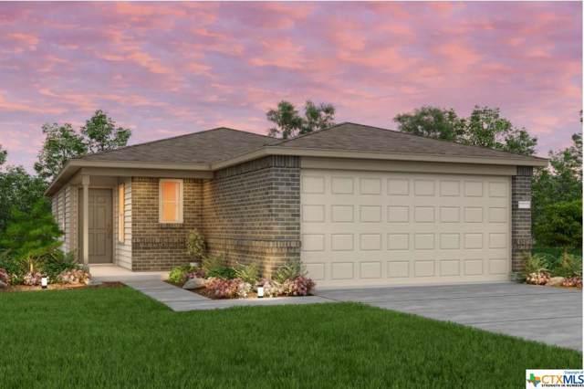 512 Crane Crest Drive, Jarrell, TX 76537 (MLS #394603) :: Isbell Realtors