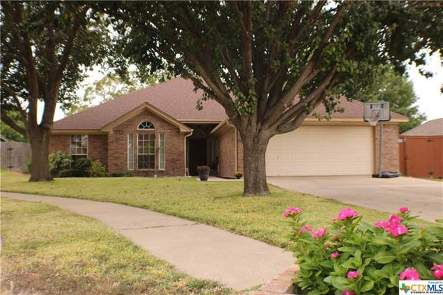 610 Yucca Circle, Harker Heights, TX 76548 (MLS #394620) :: The Real Estate Home Team
