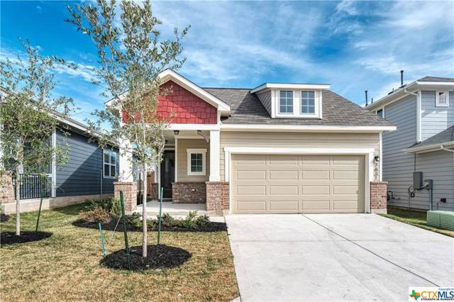 7631 Europa Avenue, Round Rock, TX 78665 (MLS #394650) :: The i35 Group