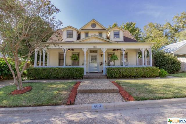 403 N Washington Street, Victoria, TX 77901 (MLS #394656) :: The Zaplac Group