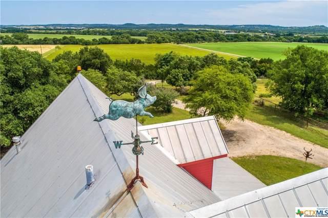191 Double O Ranch Road, Kerrville, TX 78028 (MLS #394686) :: Berkshire Hathaway HomeServices Don Johnson, REALTORS®