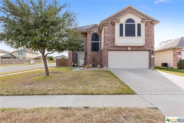 5100 Lions Gate Lane, Killeen, TX 76549 (MLS #395774) :: The Graham Team