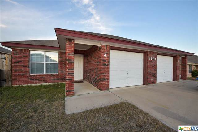 4104 Wine Cup, Copperas Cove, TX 76522 (MLS #395775) :: The Real Estate Home Team