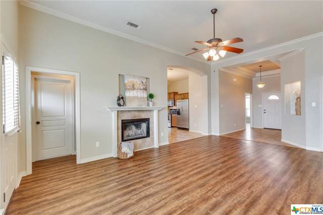 927 Karey Drive, Temple, TX 76502 (MLS #395782) :: The Myles Group