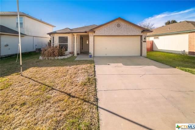 1303 Saddle Drive, Killeen, TX 76543 (MLS #395809) :: The Graham Team