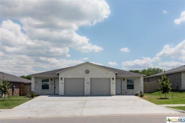 314 A Lowes Boulevard, Killeen, TX 76542 (MLS #395827) :: The i35 Group