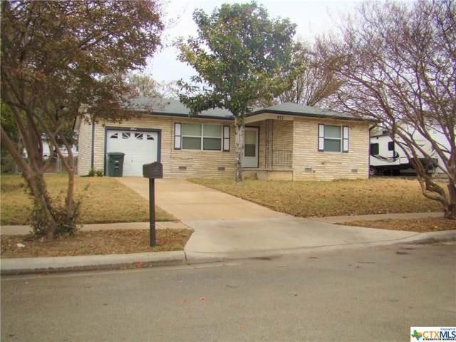 903 Leonhard Street, Copperas Cove, TX 76522 (MLS #395836) :: The Graham Team