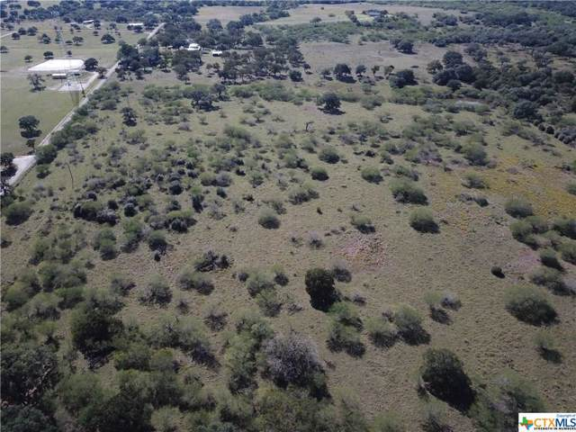 TBD Matthew Adams Road, Yoakum, TX 77964 (MLS #395842) :: The Zaplac Group