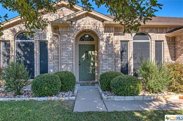 7024 Kevin Drive, Temple, TX 76502 (MLS #395848) :: The Real Estate Home Team