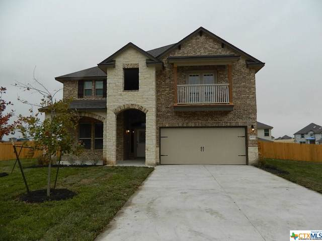 2612 Bargello Street, Harker Heights, TX 76548 (MLS #395853) :: Isbell Realtors