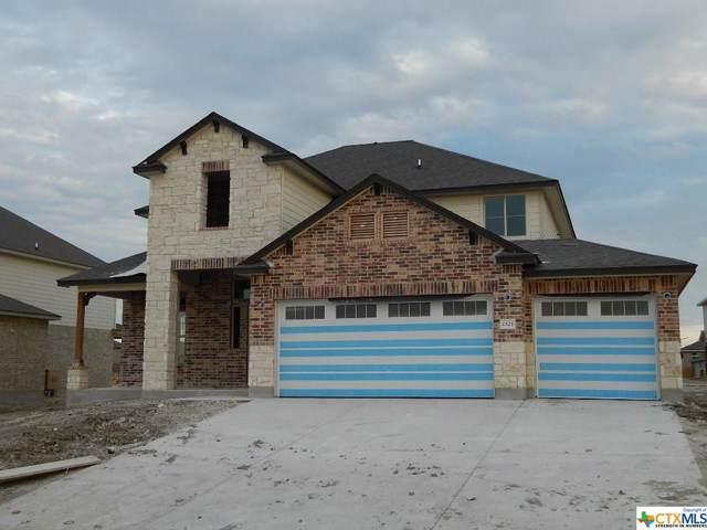 2521 Cortona Street, Harker Heights, TX 76548 (MLS #395854) :: Vista Real Estate